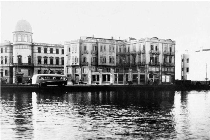 İtalyan Okulu ve İzmir Palas