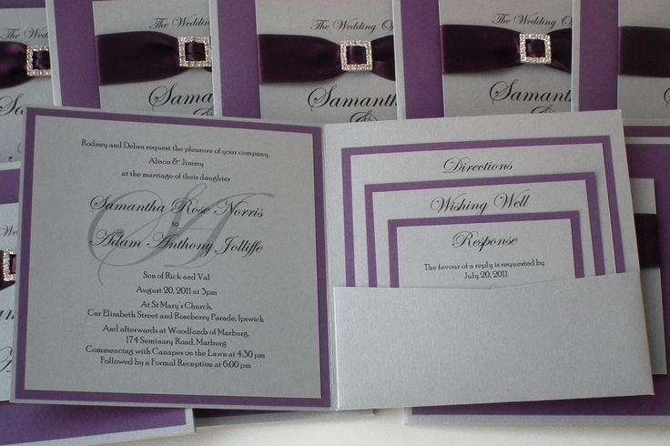 What Should Be Included In Wedding Invitation: 25+ Best Ideas About Wedding Invitation Inserts On