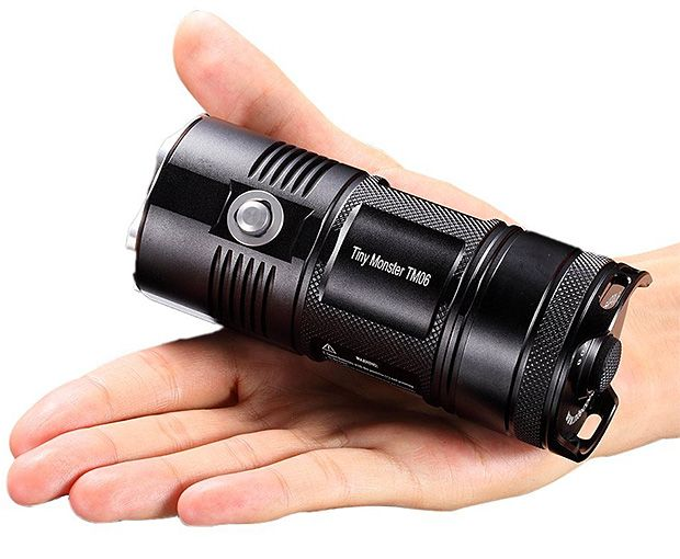 World's most powerful handheld torch-7322