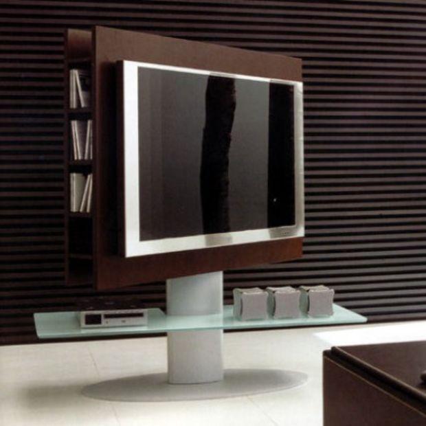 Tv möbel drehbar  106 besten TV Wand Bilder auf Pinterest | TV-Möbel, Wohnen und ...