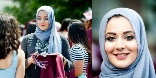 Abrar Shahin Muslimah Berhijab Paling Populer Di SMA