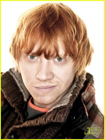Rupert Grint: Shirtless and Bloody in 'Deathly Hallows'