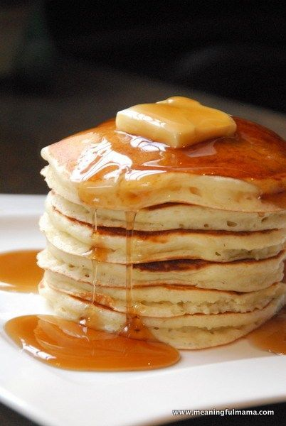 I used to just make Bisquick pancakes. Not any more. These are absolutely the best pancakes I've had. We love to do one big breakfast on the weekend. Pancakes are definitely a favorite. I found the recipe on AllRecipes, an there is a reason it is a 5 star recipe with over 4000 comments. No changes. Make it as is! Favorite Fluffy Pancake Recipe (makes 16 pancakes) I have since… {Read More} #buttermilkpancakesrecipeeggs