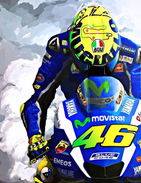 Round 6: MotoGP Mugello Valentino Rossi