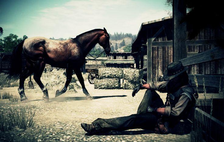 General 1600x1018 Red Dead Redemption Rockstar Games video games John Marston