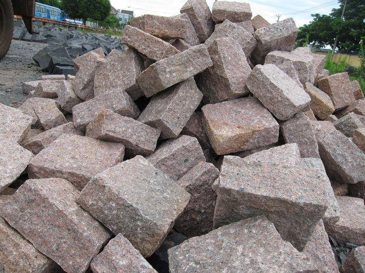 Cubes Granite