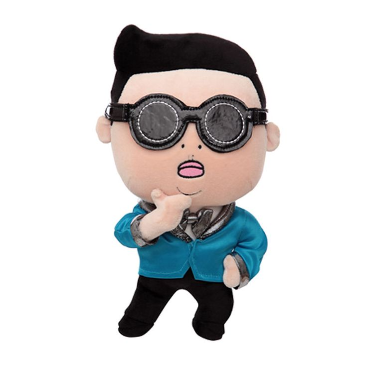 Auroraworld K-POP Star PSY Character Blue Suit Doll 6inch Gangnam Style #Dolls