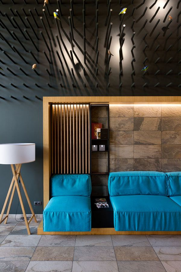 Hotel buildings in Relax Park Verholy on Interior Design Served
