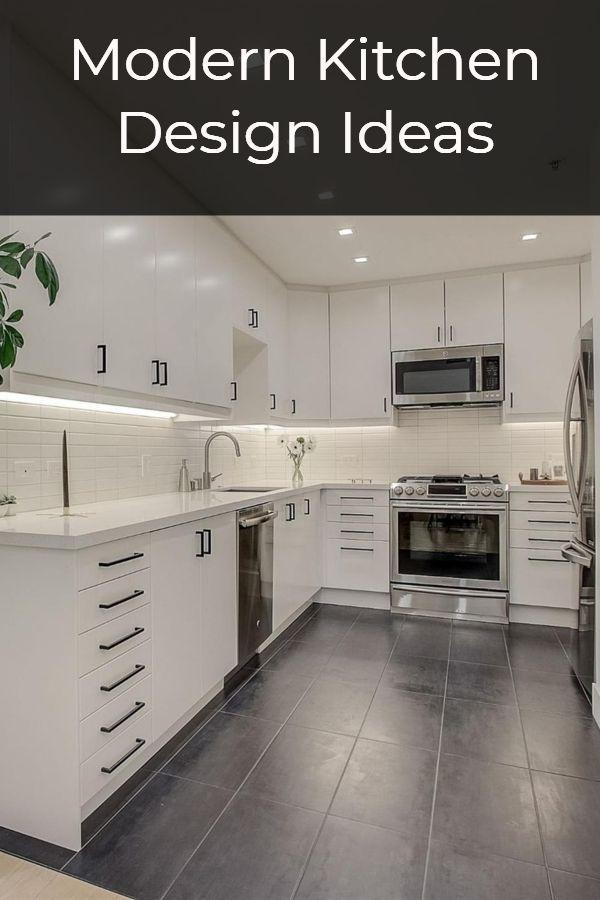 Modern White Kitchen Ideas Citizen Decor White Modern Kitchen
