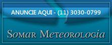 Somar Meteorologia - Anuncie aqui - (11) 3030-0799