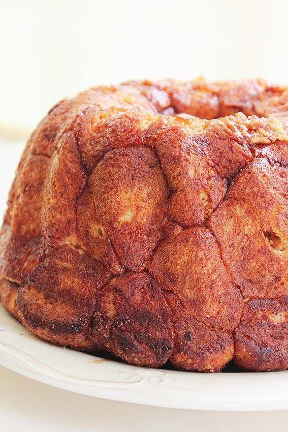 Cozinhadaduxa: Monkey Bread