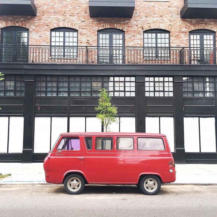 1960s vintage Ford Falcon van. Ford falcon, Home photo, Vans