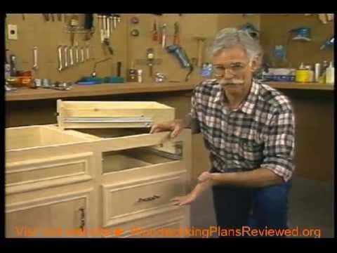 How to Build Cabinets from Scratch - Make YOUR Own Cabinets - Basics of Cabinet Making [3 of 3] - YouTube