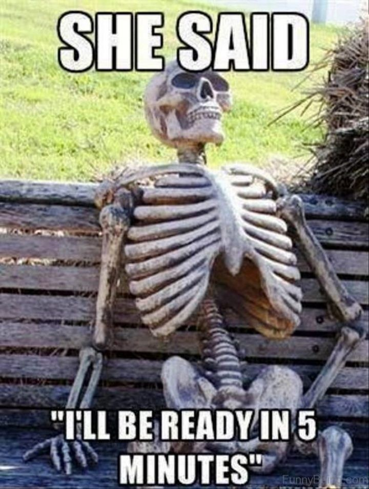 65 Funny Dating Memes For Him And Her That Are Simply Too Cute Funny Dating Memes Travel Meme Waiting Skeleton Meme