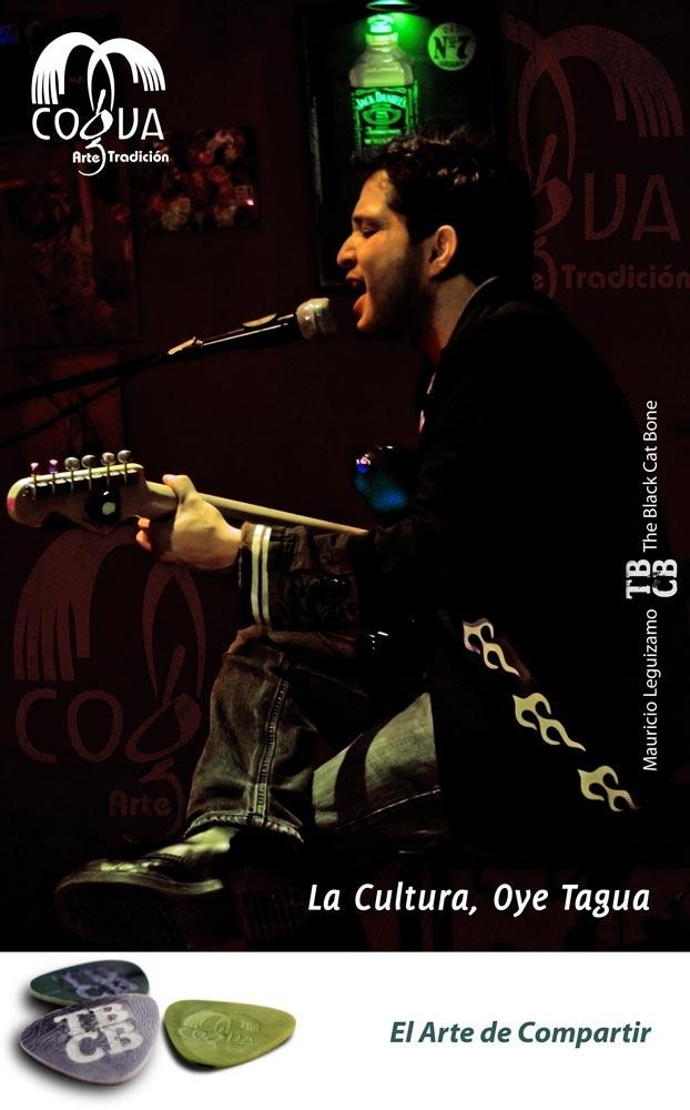 Mauricio Leguizamo / TBCB