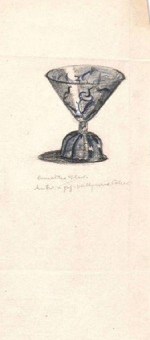 Entwurf: Vally Wieselthier, Ausführung: Anonym, Wien, 1901 bis 1910