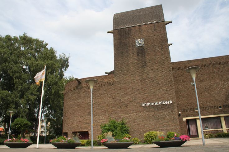 Immanuelkerk @HetLageLand Rotterdam,The Netherlands