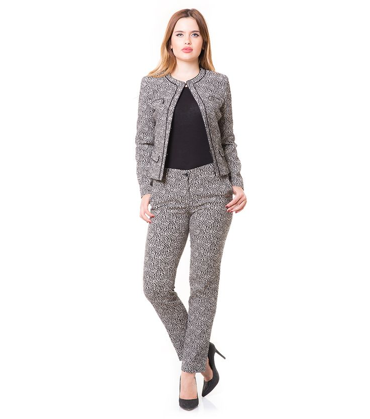 Karaca Bayan Klasik Pantolon - Siyah #womensfashion #jacket #ceket #pants #pantolon #karaca #ciftgeyikkaraca www.karaca.com.tr
