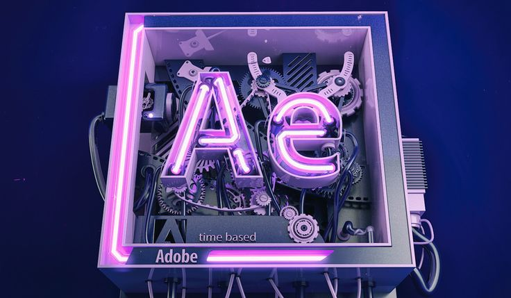 Adobe After Effects Neo-Cube on Behance