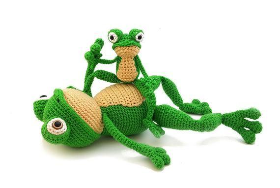 Crochet Pattern Stick Rattle