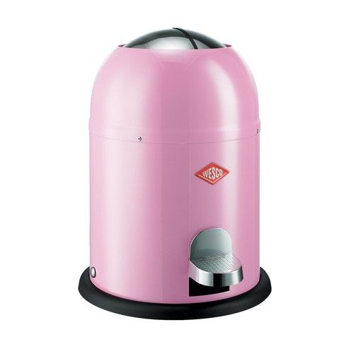 Wesco - Single Master Bin 9L - Pink