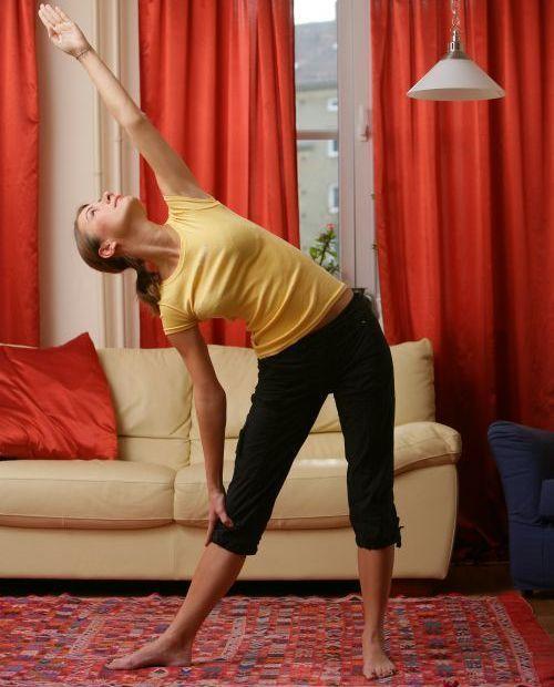 cviky hormonálnej jogy