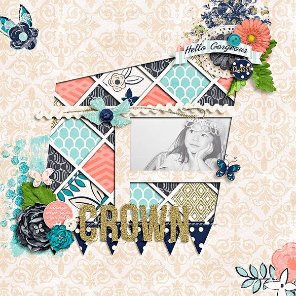 template : guilty pleasure by jimbo jambo design kit : i'm so fancy by traci reed