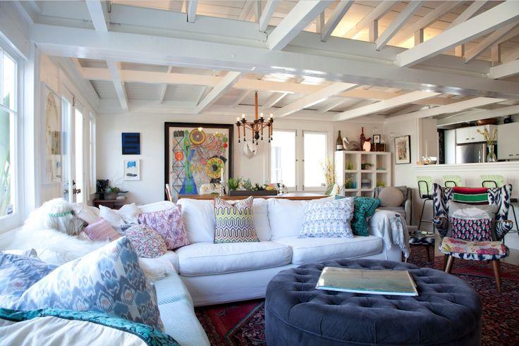 Amazing Jewelry Designer Irene Neuwirth 39 S Living Room
