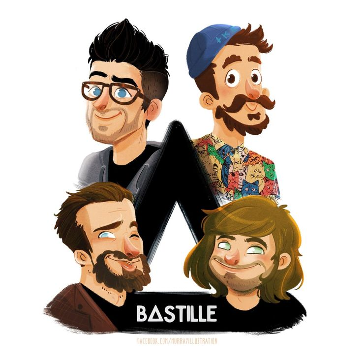 bastille the band