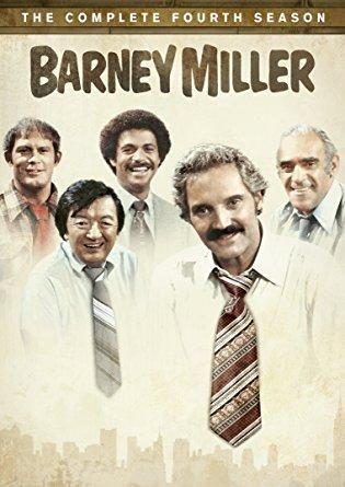 Hal Linden & Ron Glass & Noam Pitlik-Barney Miller: Season 4