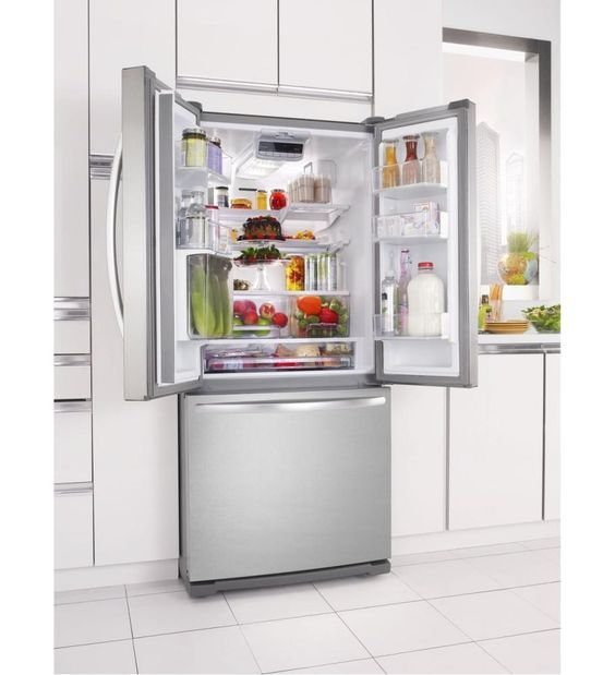 Best 30 Inch French Door Refrigerators (Reviews / Ratings / Prices)