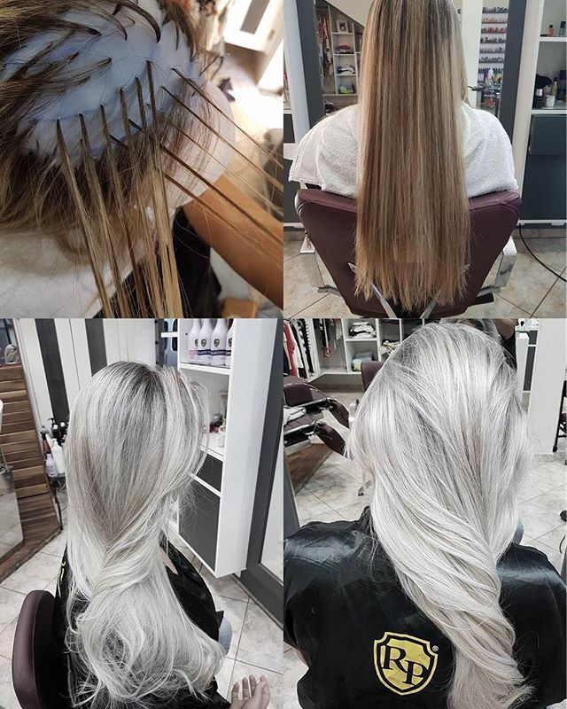 226 Best Hair Highlighting In Process Images On