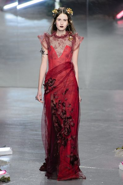 Off the Runaway: Reddy, Set, Go | Rodarte | MiNDFOOD STYLE