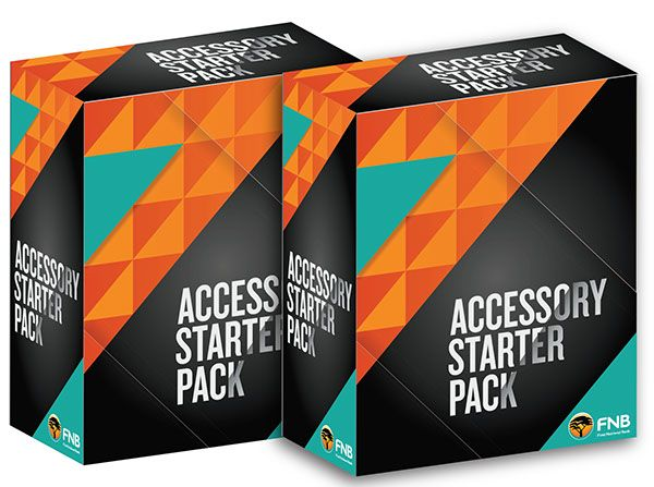 FNB | Accessory Starter Pack by Sinead Queiroz Fourie, via Behance
