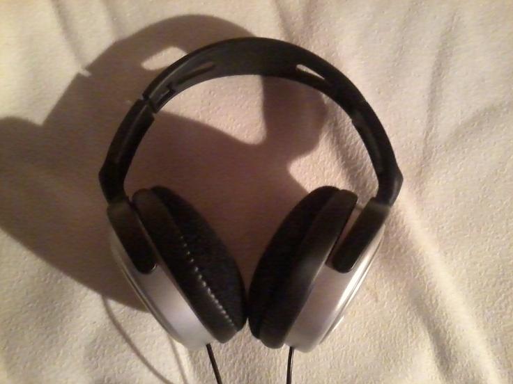Headphones - Philips SHP2500
