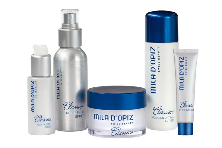Mila d'Opiz Australia - Mila Classics Range. These beauty elixirs will make your skin look more youthful, vital & fresh.