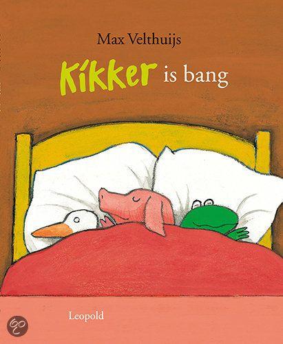 bol.com | Kikker Is Bang, Max Velthuijs | 9789025852221 | Boeken