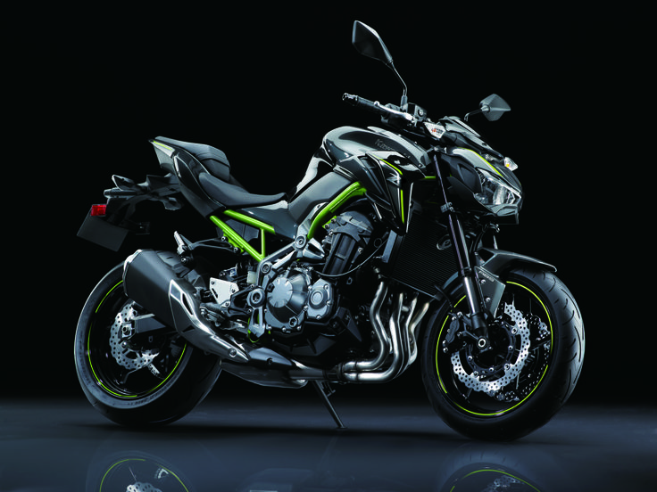 KAWASAKI Z900: BRUTA E REFINADA A linha Z da Kawasaki acaba de ganhar mais um nome de peso que irá integrar o seu time de poderosas máquinas Com atributos que incluem um visual agressivo, motorizaç…