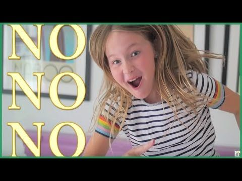 "Meghan Trainor ""NO!"" PARODY // The Holderness Family - YouTube"