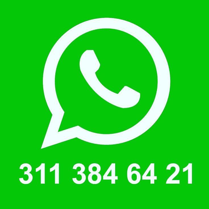 Recuerda que puedes realizar tus pedidos por nuestra linea única de whatsapp 3113846421