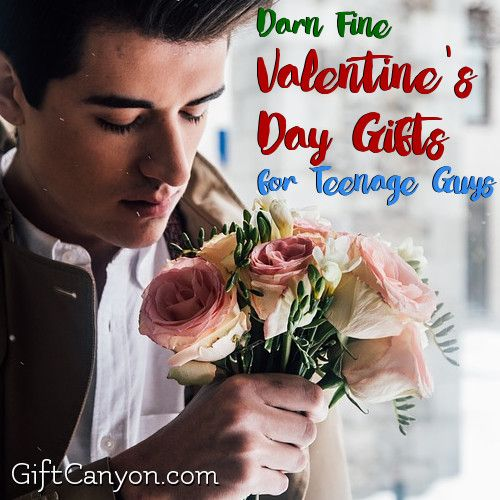 For Teen Guys Valentine 101