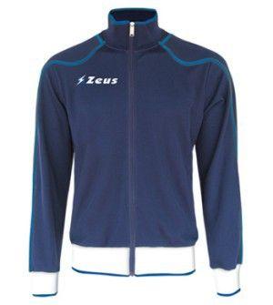 Kék-Királykék-Fehér Zeus Fauno Melegítő Felső, könnyű, meleg, kellemes, puha viselet, gyorsan szárad, kopásálló, nem veszi fel a vizet, tartós. Magabiztos, egyedi megjelenés, remek választás a Zeus Felpa melegítő felső. Kék-Királykék-Fehér Zeus Fauno Melegítő Felső 5 méretben és további 4 színkombinációban érhető el.