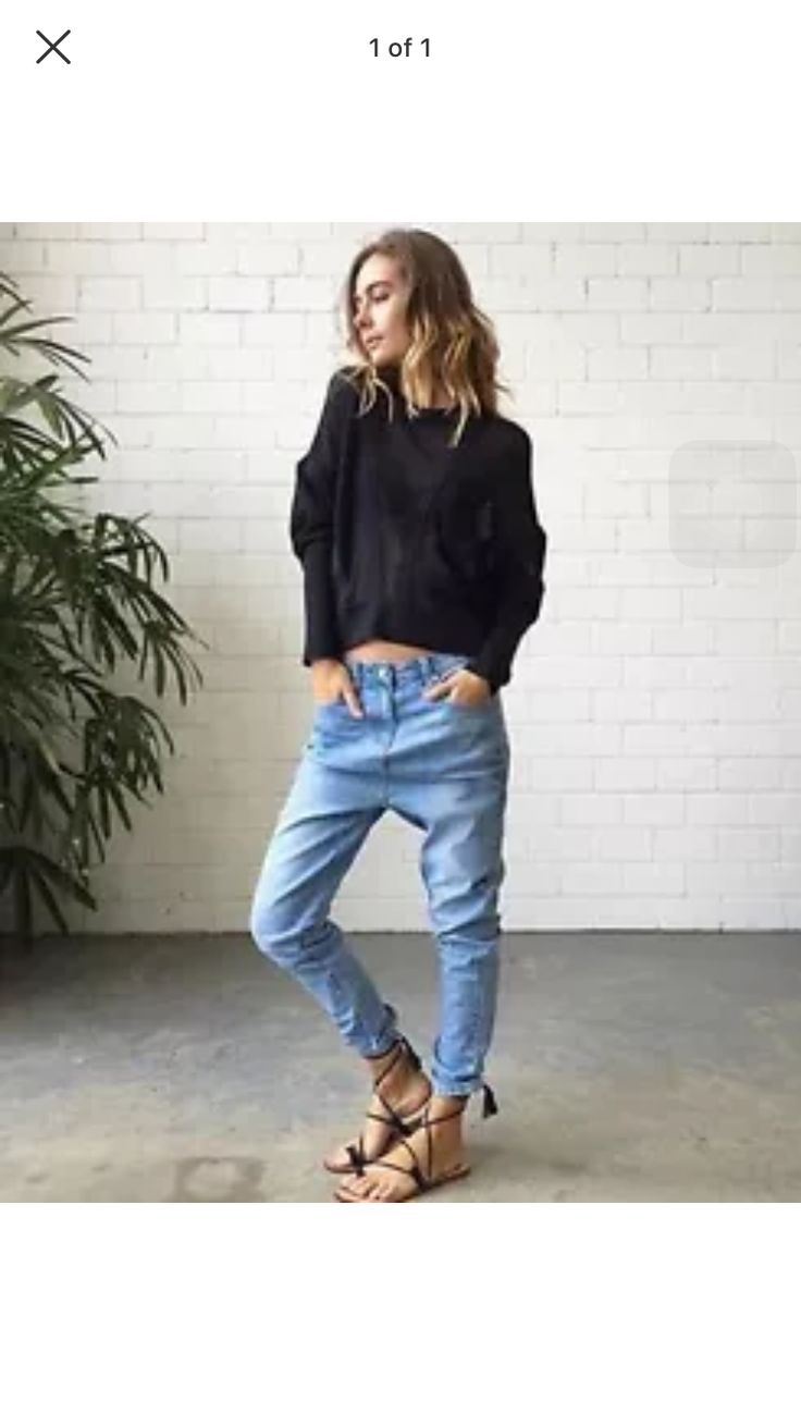 Camila and Marc drop crotch jeans