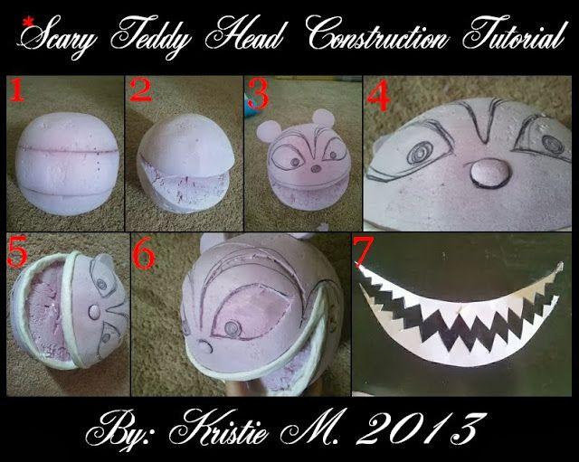 Nightmare Before Christmas Vampire Teddy | Celebration Ideas- Hallowe ...