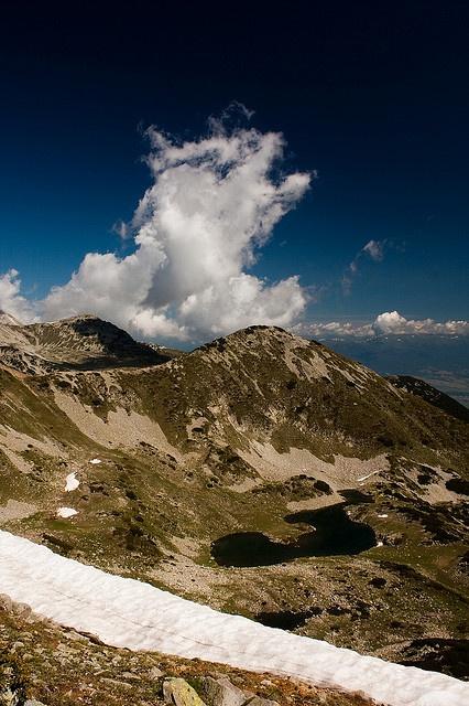 Tulisko jezero - Bulgaria