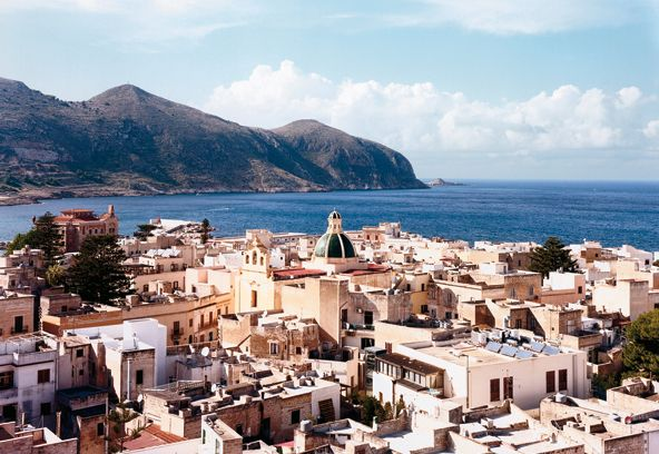 the most beautiful place in the world. Favignana <3