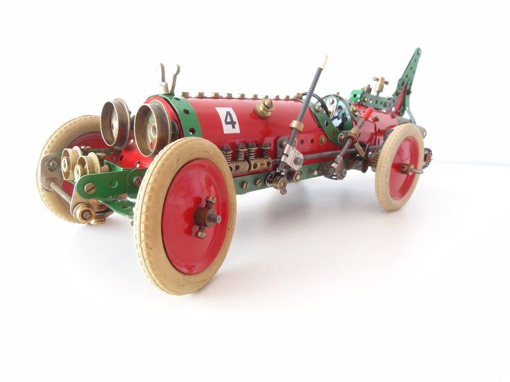 Meccano-models