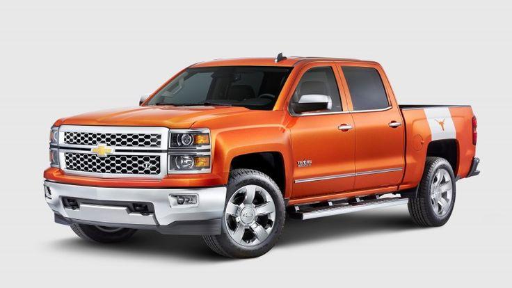 2015 Silverado Texas Edition