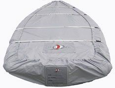 This is the Cover that goes under the boat to protect the undersurface of the Hull Water repellent and breathable fabric 100% Polyester Resistant to UV and mildew Custom fit with reinforced sewn in elastic cord Padded corners Reinforced all wear points Double stitched interlocked seams with rot proof thread Quick release buckles with adjustable heavy duty straps Light weight for easy handling & storage Identification label Packed in handy carry bag  http://goo.gl/GYs3JB