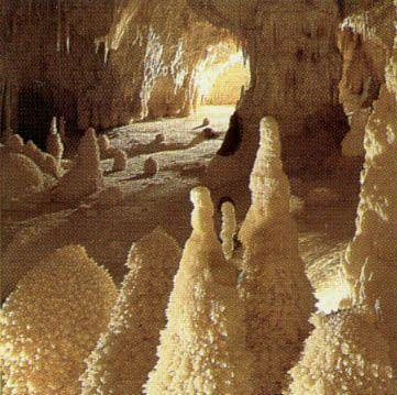 Grotte di frasassi-Ancona